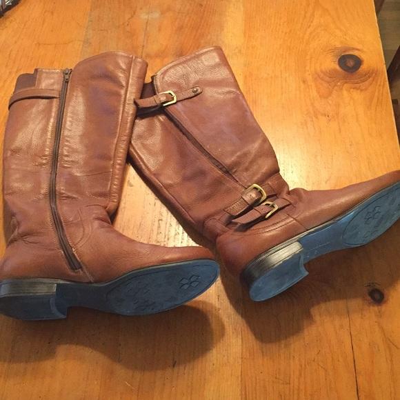 b48d053a7ce120 Naturalizer Riding Boots- Wide Calf- Banana Bread.  M_5b81c7b18869f769ab397c6e